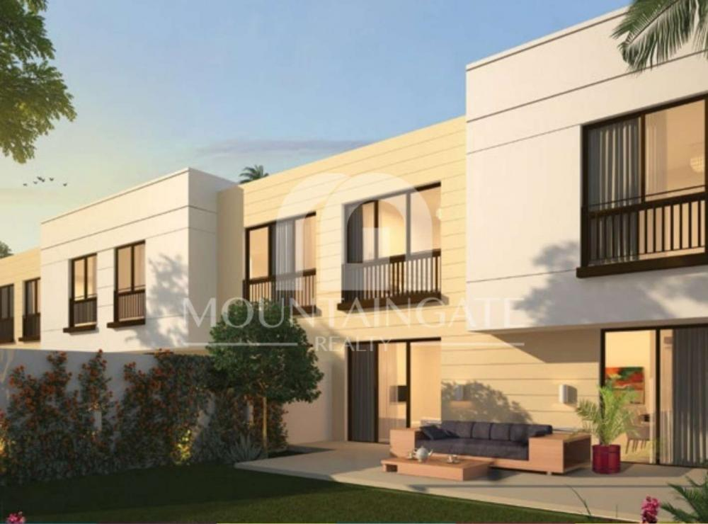 Amazing New Brand Townhouse 4 Bed in Al Zahia