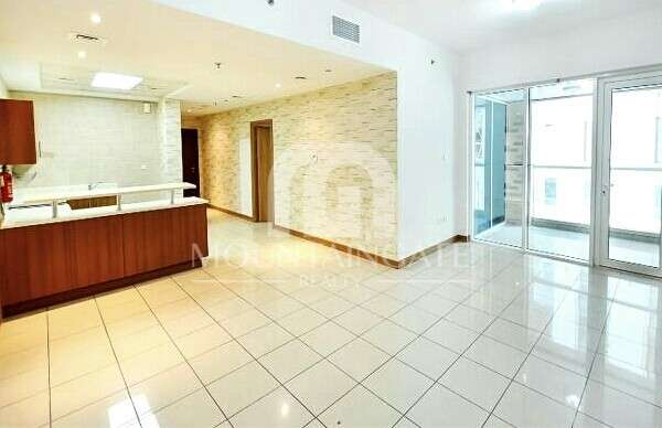 Specious 1br, high floor in multiple chq